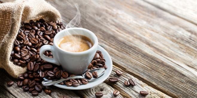Test di appuntamenti caffè