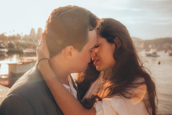 Bacio: perché fa bene?