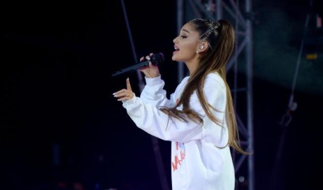 Ad Ariana Grande cittadinanza Manchester