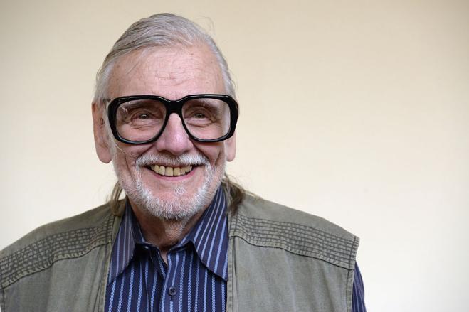George Romero è morto: addio al padre degli zombie del cinema