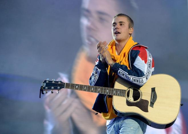 Justin Bieber non potrà più suonare in Cina