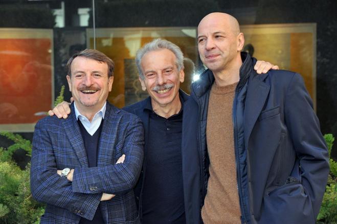 Aldo, Giovanni e Giacomo, è crisi: