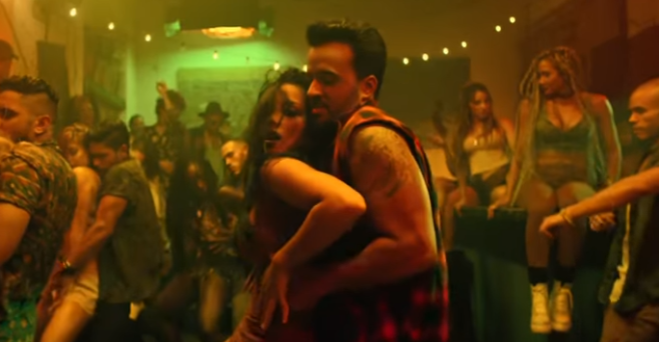 Despacito disco diamante, è la prima volta in Italia