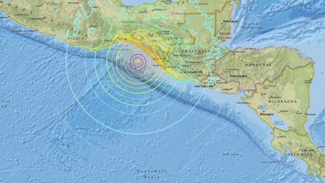 Messico: terremoto di magnitudo 8,1, almeno 32 morti
