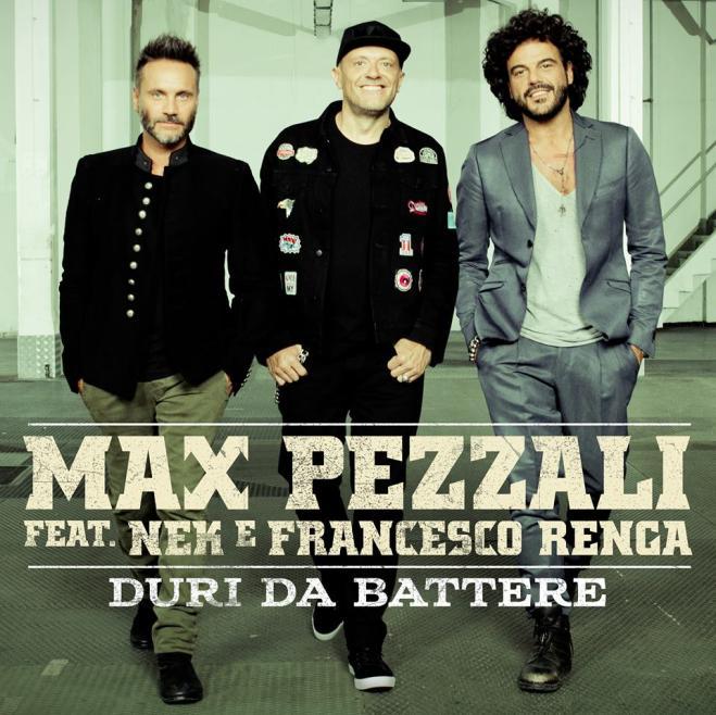Nek, Pezzali e Renga sul palco assieme. Si parte da Bologna