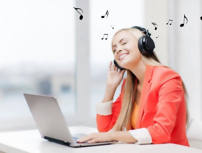 Ufficio Per Musica : L italia è prima in europa nell ascolto di musica durante il