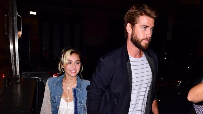 Miley Cyrus gelosa di Liam Hemsworth: