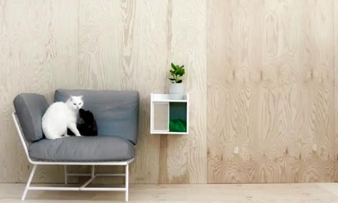 Mobili Per Gatti Ikea : I mobili ikea dedicati a cani e gatti radio