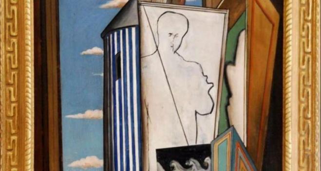 Francia, museo senza videosorveglianza: rubato de Chirico di valore 'inestimabile'