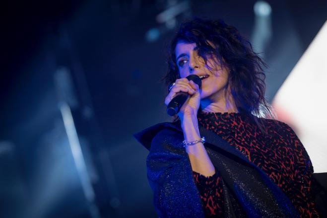 """Giorgia svela la tracklist di """"Oronero Live"""""""