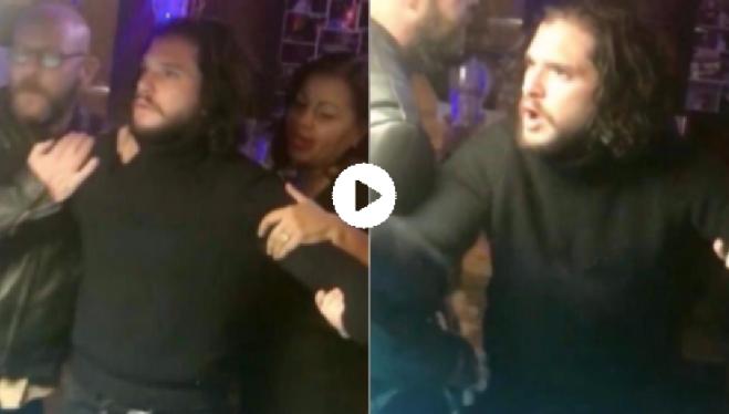 Kit Harington ubriaco e molesto: cacciato da un bar di New York