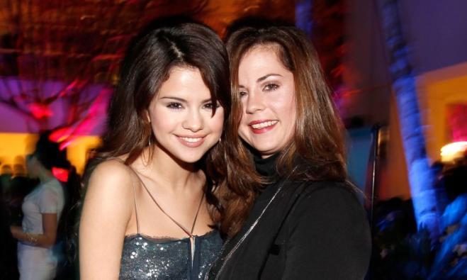 La madre di Selena Gomez dice quello che pensa di Justin Bieber