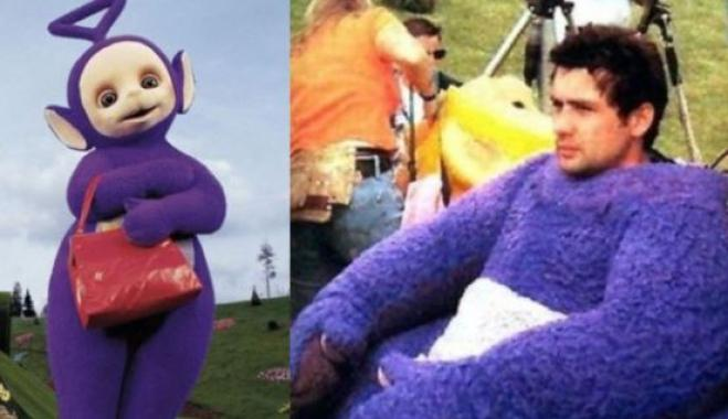 Teletubbies, addio a Tinky-Winky: è morto l'attore Simon Shelton