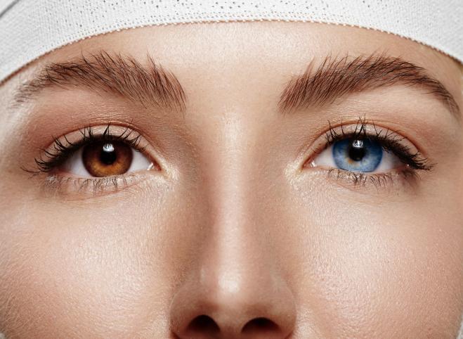new styles official supplier reasonably priced Cambiare colore degli occhi da marroni a blu: intervento ...