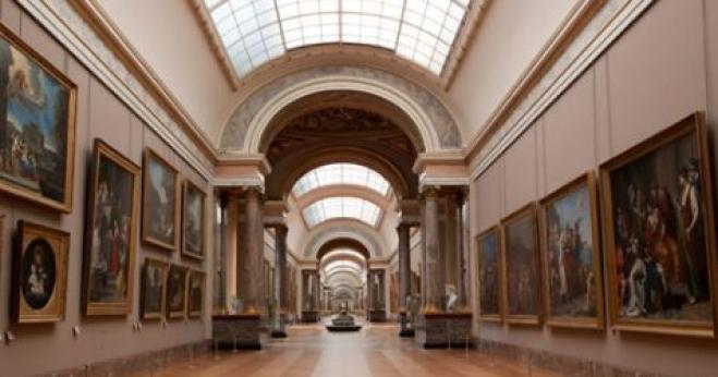 louvre esposti 31 quadri rubati dai nazisti per ritrovare