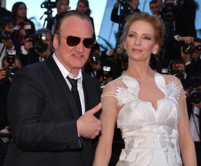 Tarantino Ribatte Alle Accuse Di Uma Thurman è Il Più