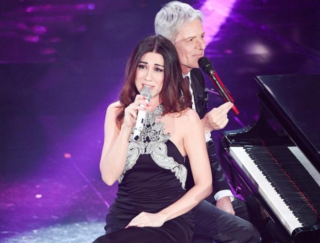 Sanremo 2018, irrompe Virginia Raffaele e si prende la scena