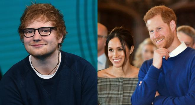 Matrimonio In Diretta Meghan E Harry : Ed sheeran canterà al matrimonio di harry e meghan radio