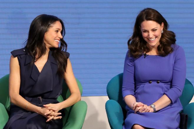 Kate Middleton e Meghan Markle: insieme per la Royal Foundation
