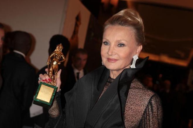 Barbara Bouchet confessa: 'Mio figlio Alessandro Borghese è più famoso di me'