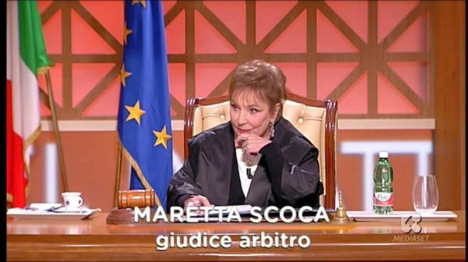 È morta Maretta Scoca, giudice di Forum