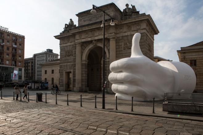 Milano svelato il mistero del super like in porta - Passante porta garibaldi ...