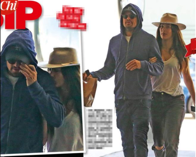 Leonardo DiCaprio: chi è la sua nuova fiamma Camila Morrone?