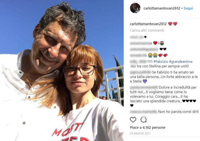 Gerry Scotti scrive a Fabrizio Frizzi e si commuove
