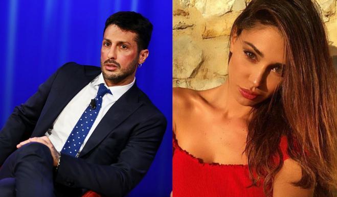 Belen Rodriguez e Fabrizio Corona beccati insieme in un hotel di Milano