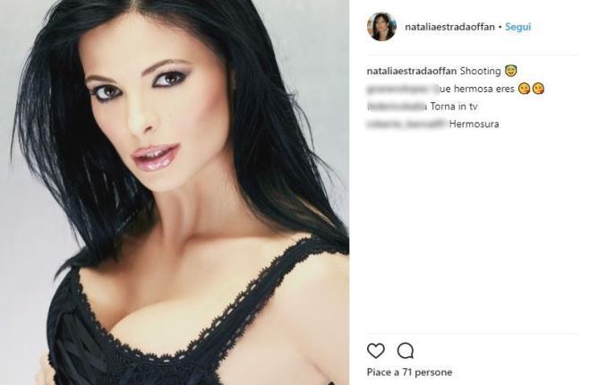 Natalia Estrada Calendario.Natalia Estrada Ecco Perche Sono Scomparsa Dalla Tv Radio 105