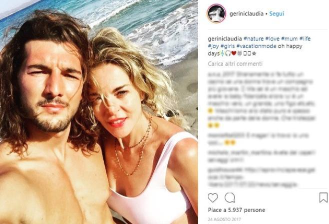 Claudia Gerini, addio ad Andrea Preti: