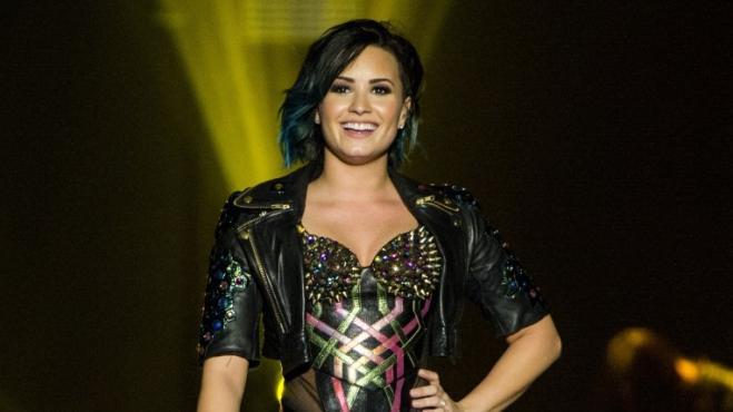 Demi Lovato rompe il silenzio dopo il ricovero