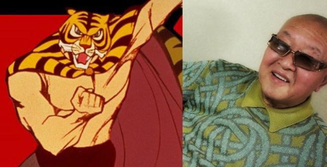 È morto il creatore de u201cluomo tigreu201d il regista keiichiro kimura