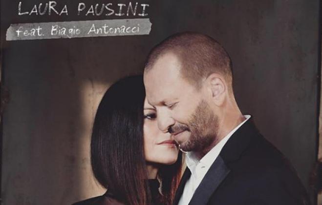 Laura Pausini con Biagio Antonacci in: