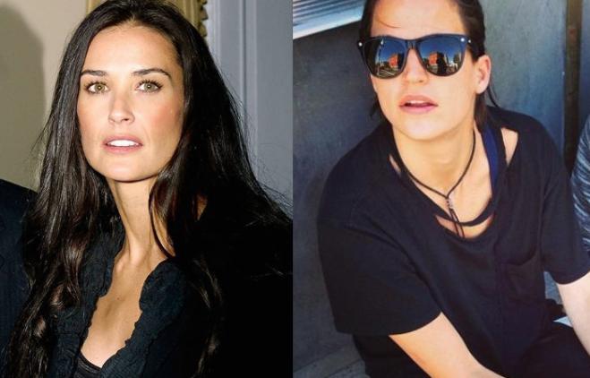 Demi Moore amerebbe una donna si tratta della stilista serba Masha Mandzuka