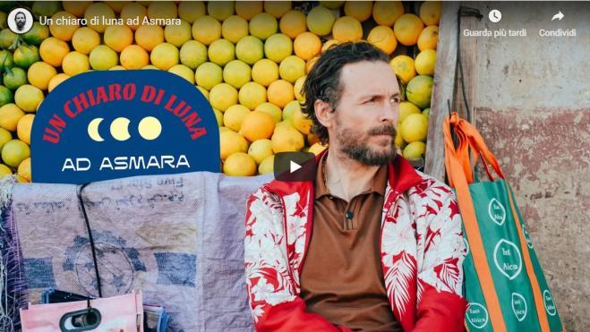 Jovanotti, the documentary Un Chiaro di Luna ad Asmara has been released