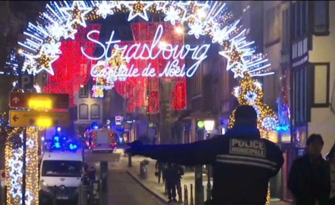 Attentato Strasburgo, italiano ferito: Procura di Roma avvia indagine