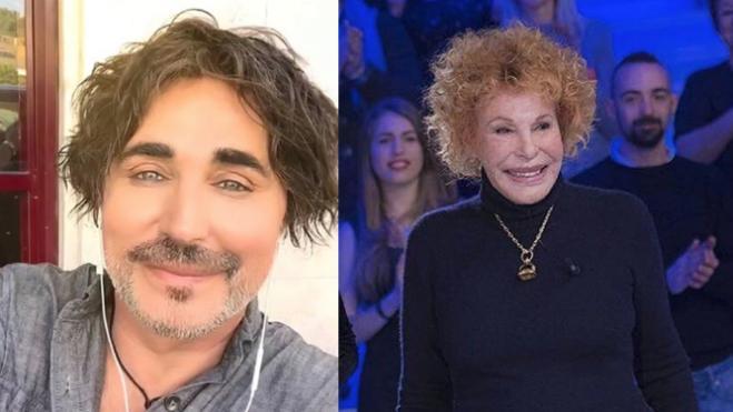 Ornella Vanoni critica 'trottolino amoroso' e Amedeo Minghi sbotta: lite a 'Ora o mai più'