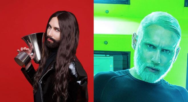 Conchita Wurst, che trasformazione: cambio look e nuovo stile musicale