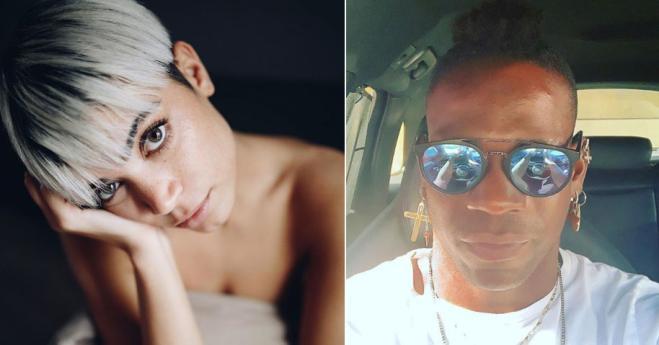 Un nuovo amore per Balotelli: è la cantante Elodie