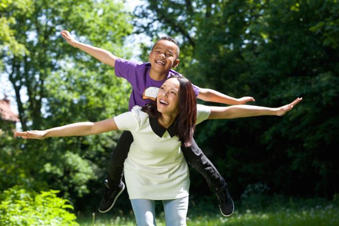 Single Padre dating madre single Velocità datazione Ashby de la Zouch