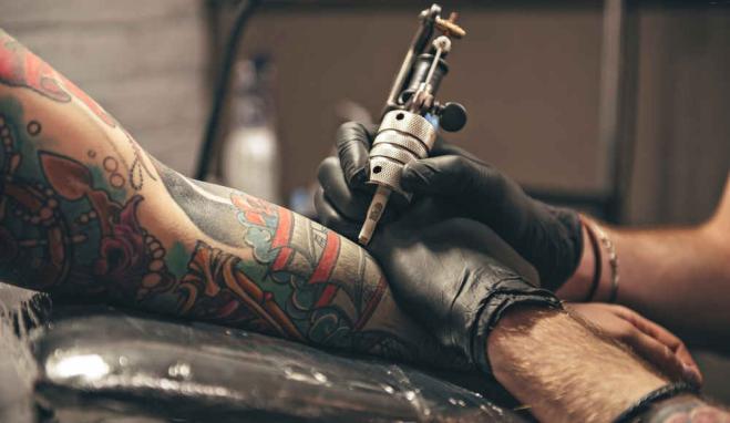 Arrivano I Tatuaggi Intelligenti Che Segnalano Problemi Di