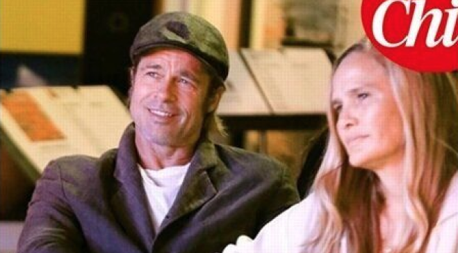 Brad Pitt ritrova l'amore con Sat Hari Khalsa?