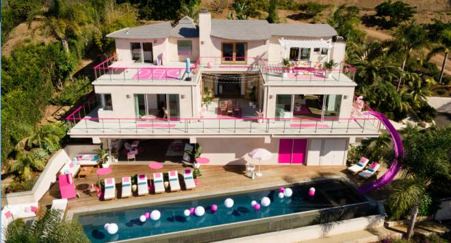 La casa di Barbie a Malibù apre le porte per un soggiorno da ...