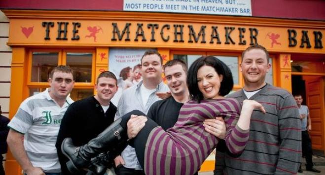 Matchmaking Festival Irlanda recensioni incontri online in Tailandia