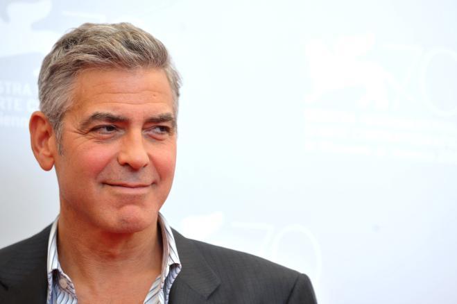 George Clooney, un milione in regalo ai 14 amici più cari