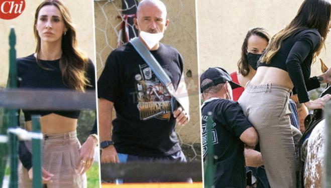 Eros Ramazzotti sta frequentando Sonia Lorenzini?