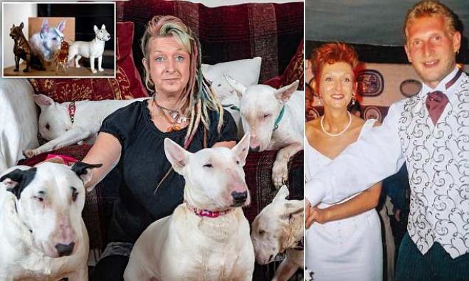 Il marito le impone di scegliere tra lui e i cani, lei lo ...