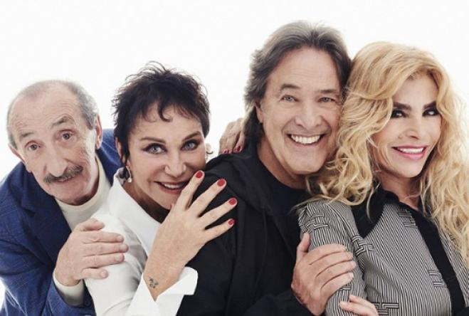 Festival di Sanremo, si ferma il tempo con i Ricchi e Poveri