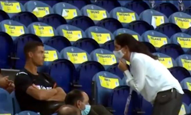 Juventus, Cristiano Ronaldo si ferma: il comunicato UFFICIALE